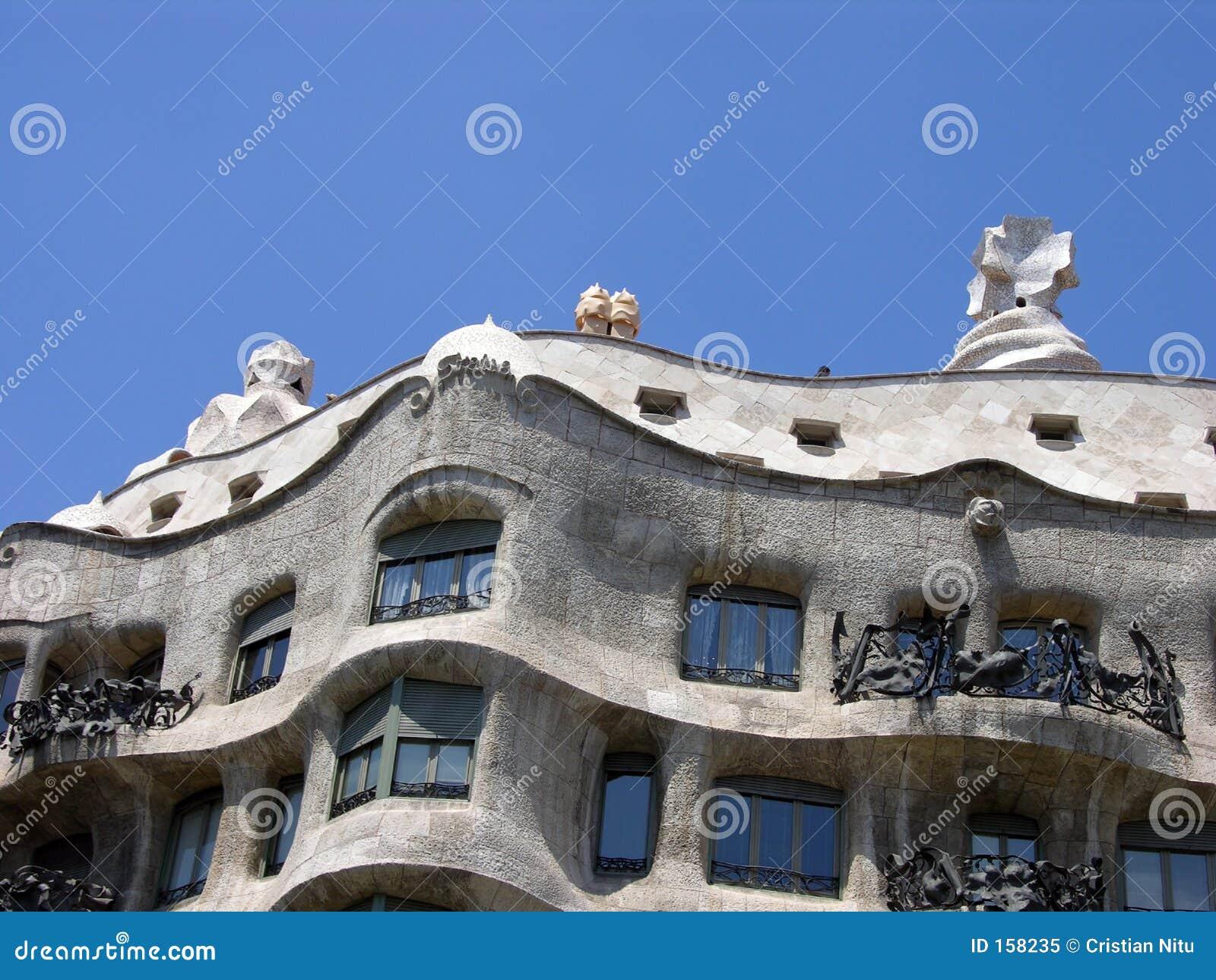 结构巴塞罗那