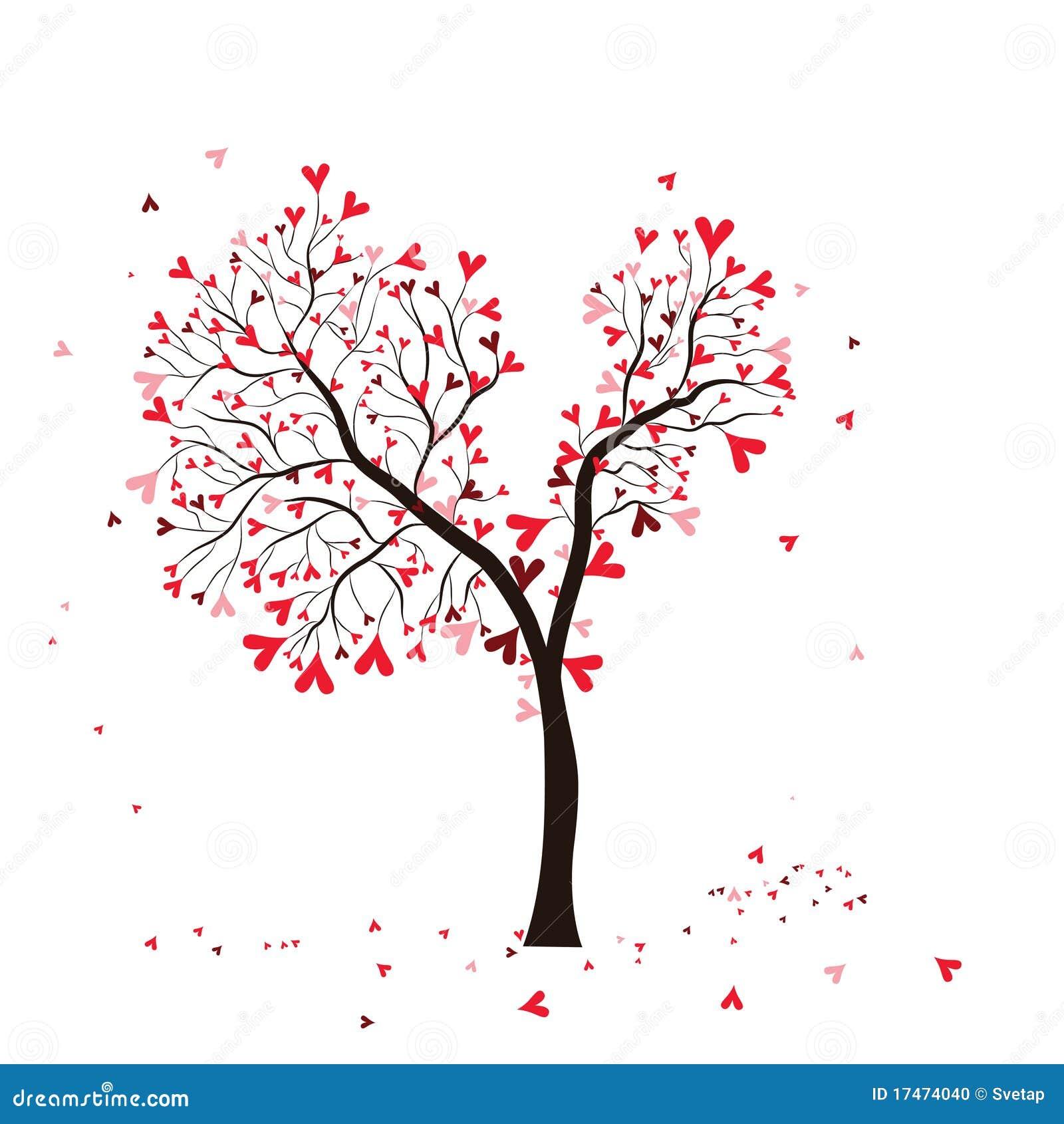 结构树华伦泰