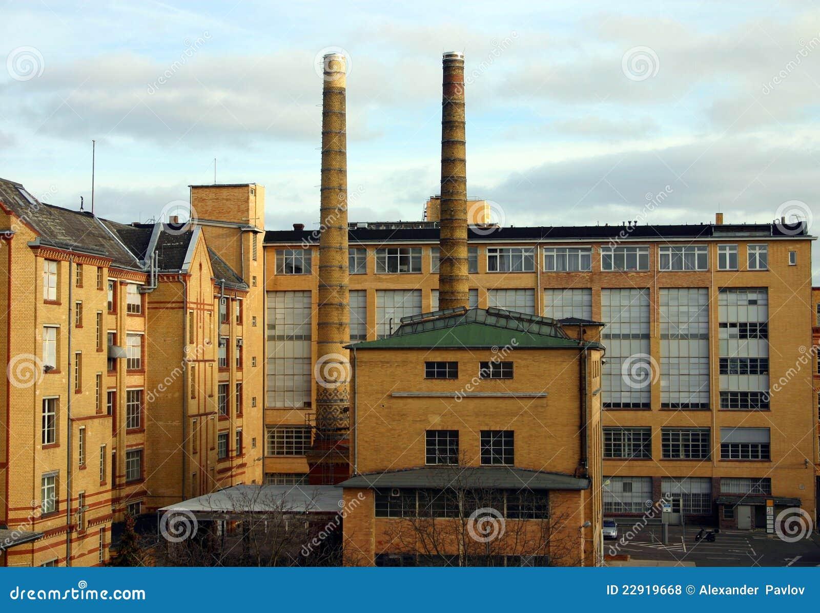 结构砖工厂