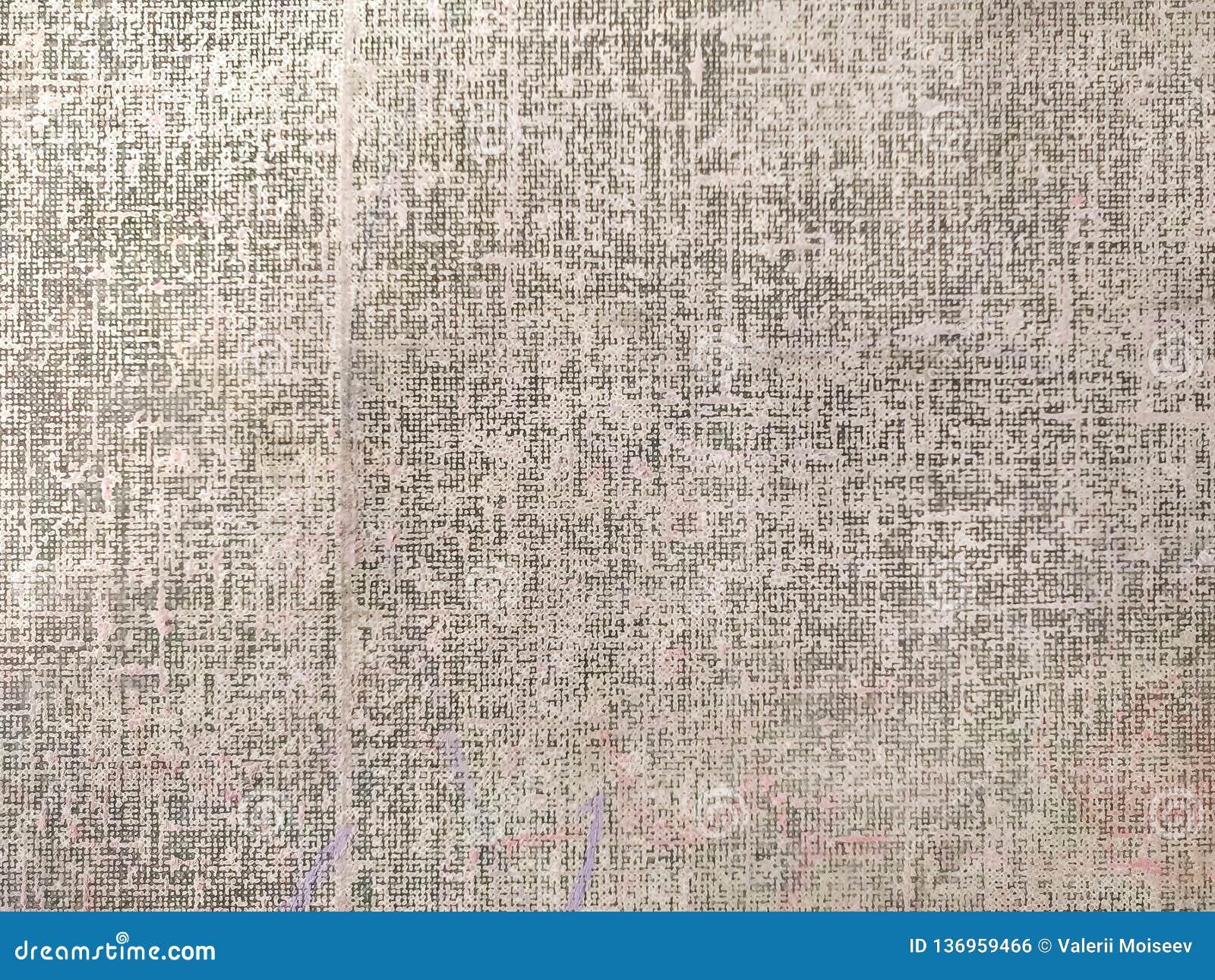 绘画调色板,与多彩多姿的蜡笔的纹理绘画特写镜头