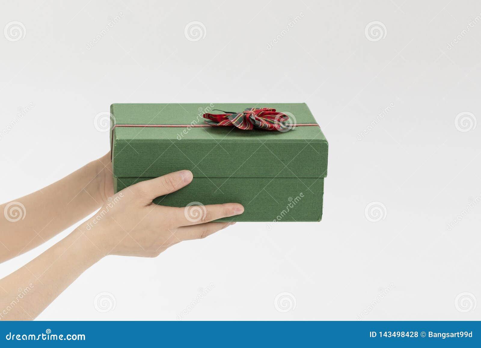给一个礼物盒