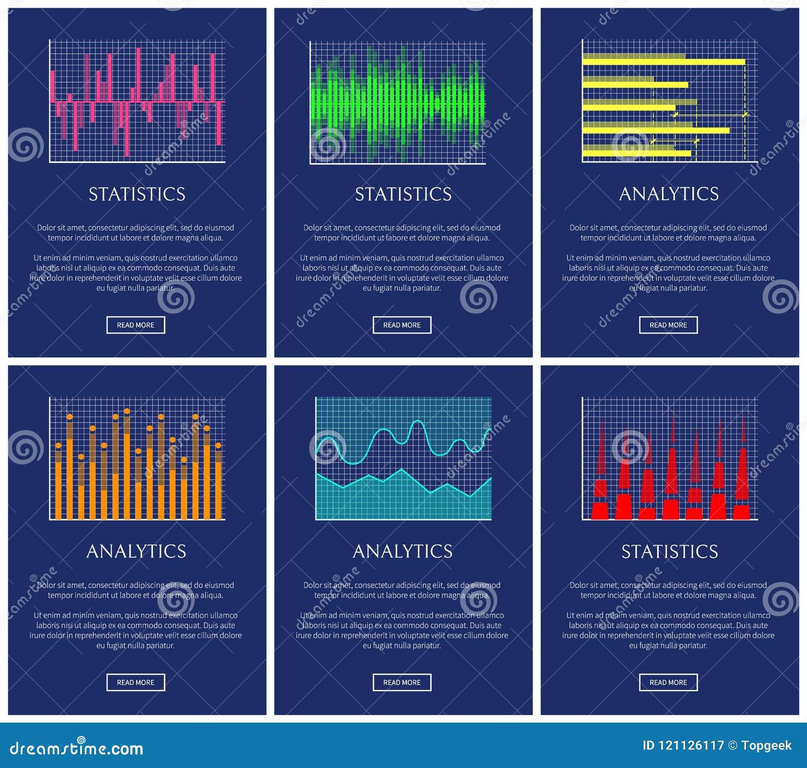 统计和逻辑分析方法,颜色图表汇集