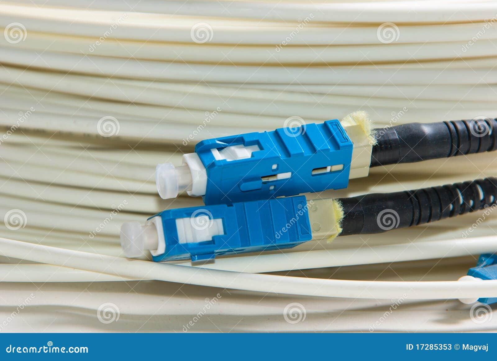 绳子光纤的补丁程序