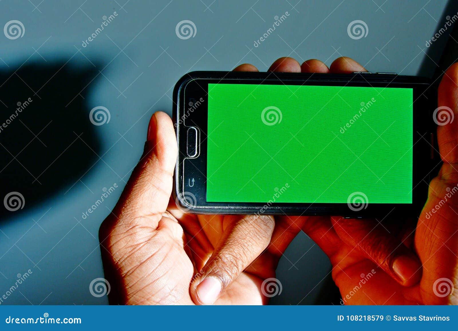 绿色使用的屏幕准备好背景作为背景或模板在网络设计
