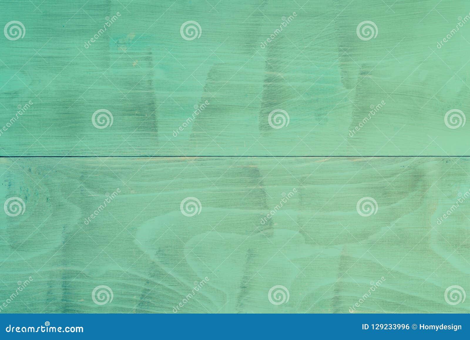绿色木背景