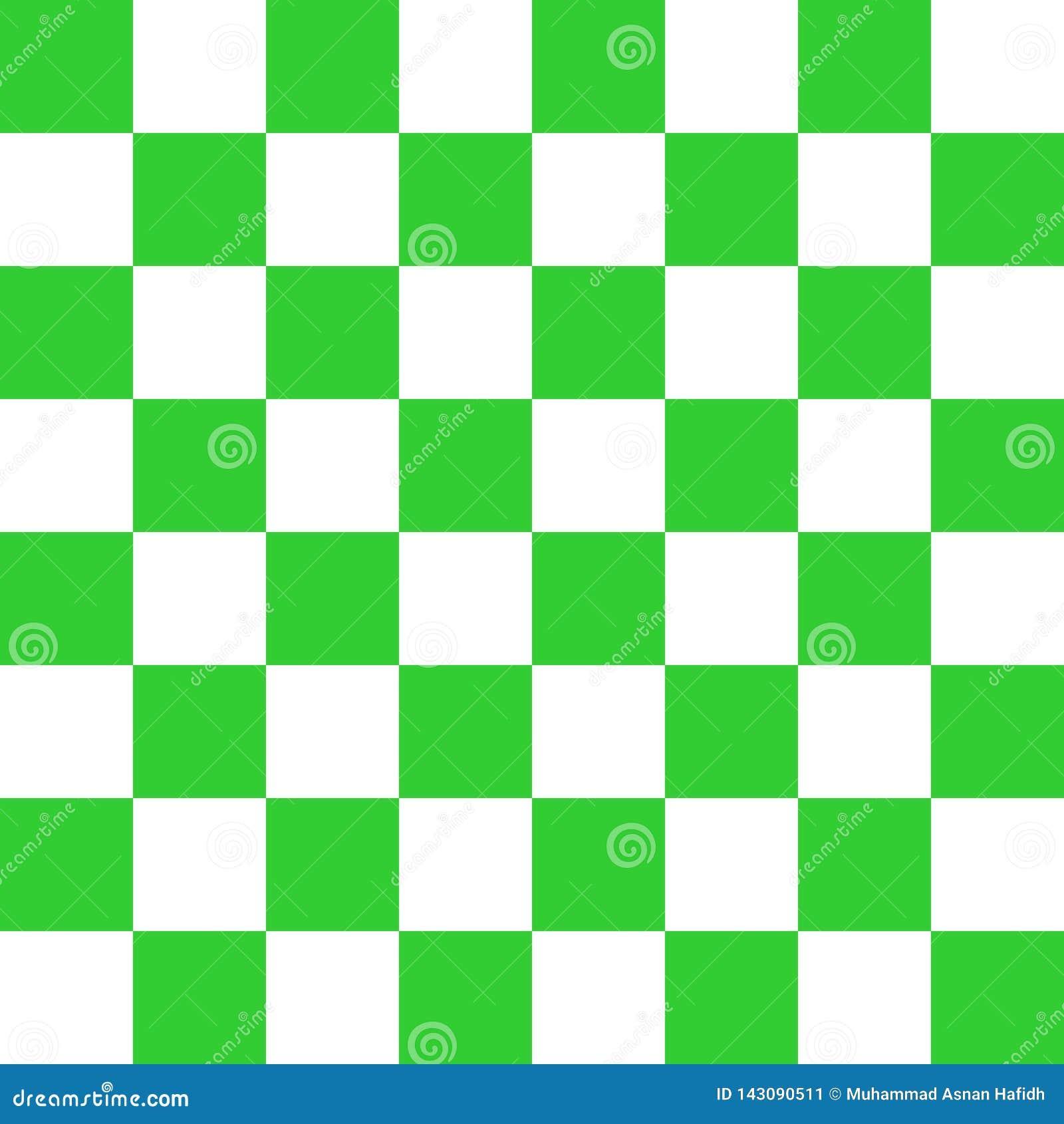 绿色棋盘传染媒介