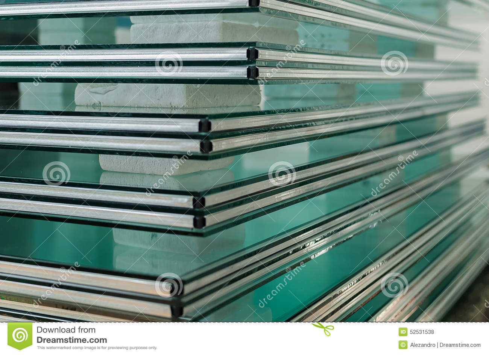 缓和玻璃窗板料