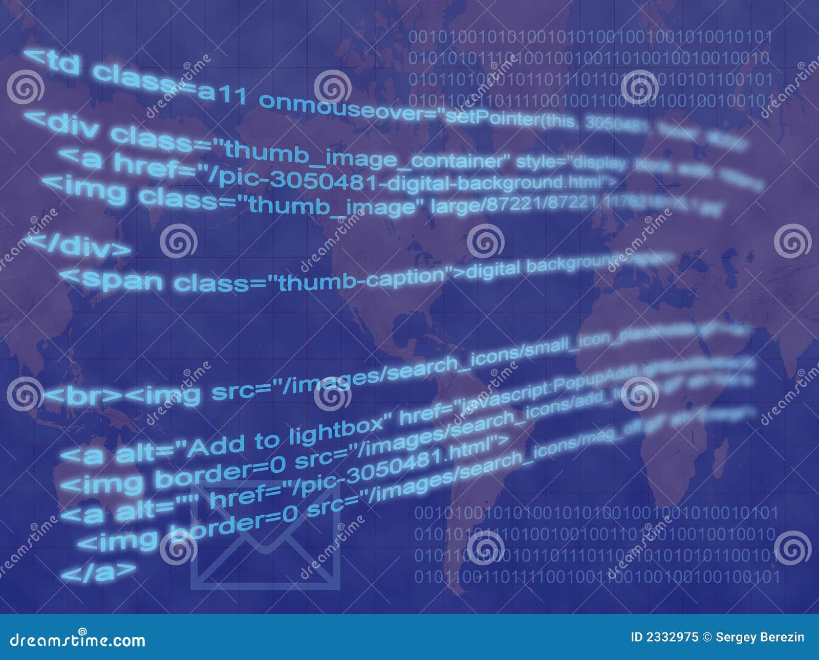编码互联网