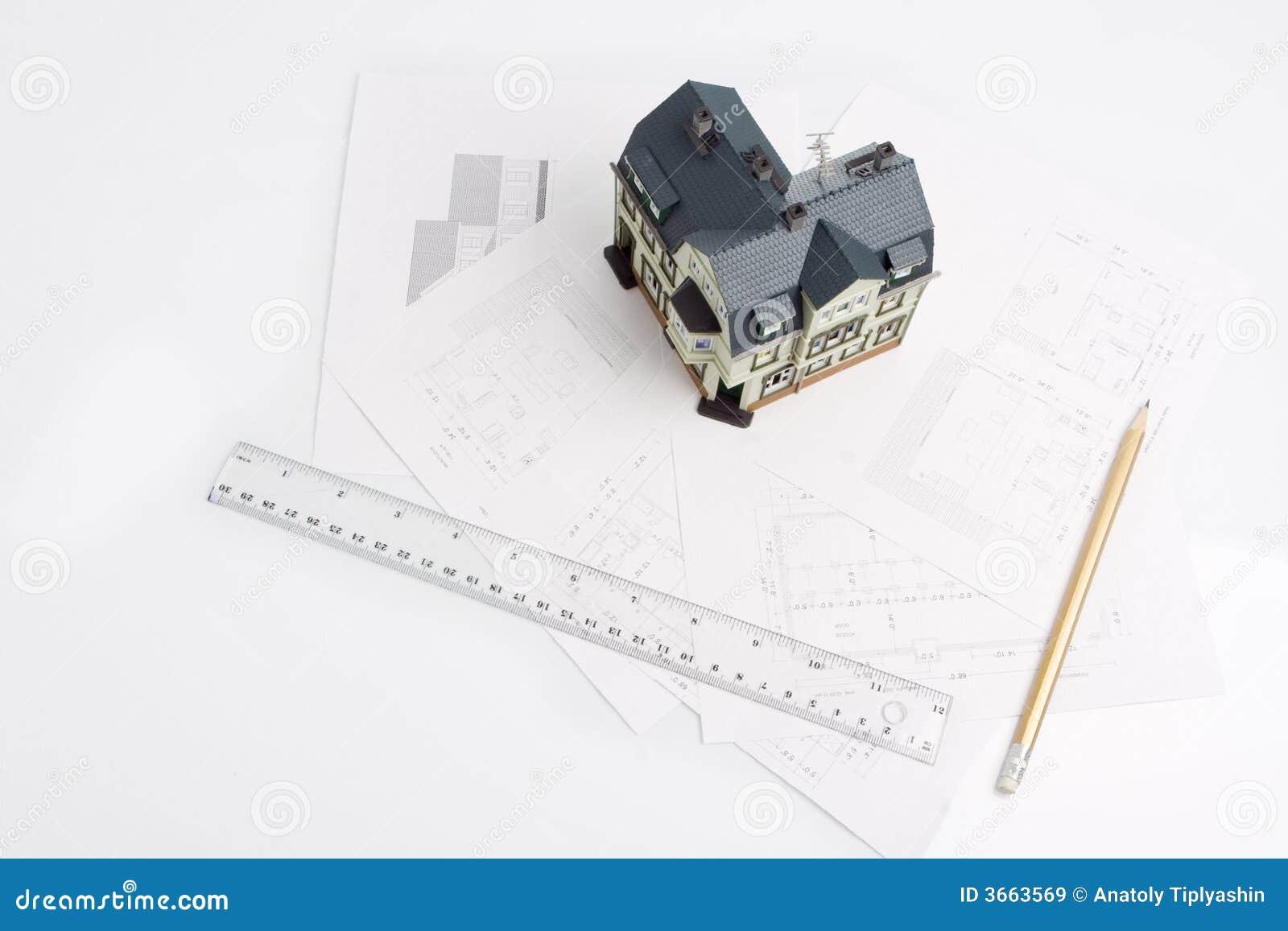编译的设计将来的房子嘲笑