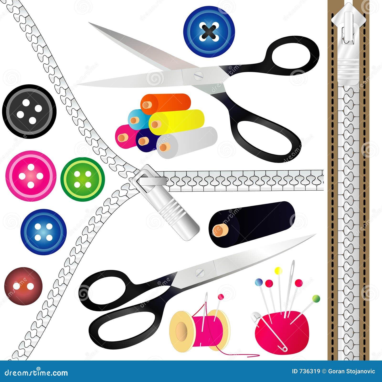 缝合的工具