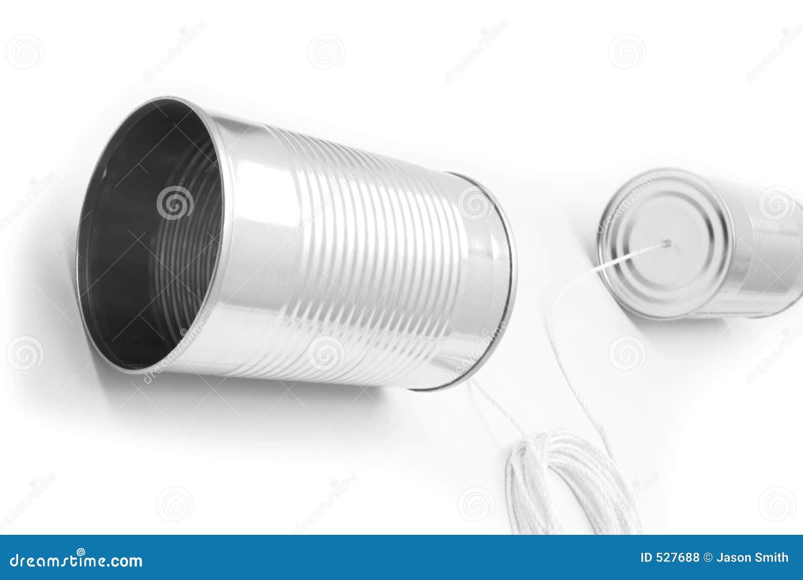 Download 罐头字符串锡 库存照片. 图片 包括有 推车, 演讲, 商业, 振动, 告诉, 连接, 声音, 玩具, 沟通 - 527688