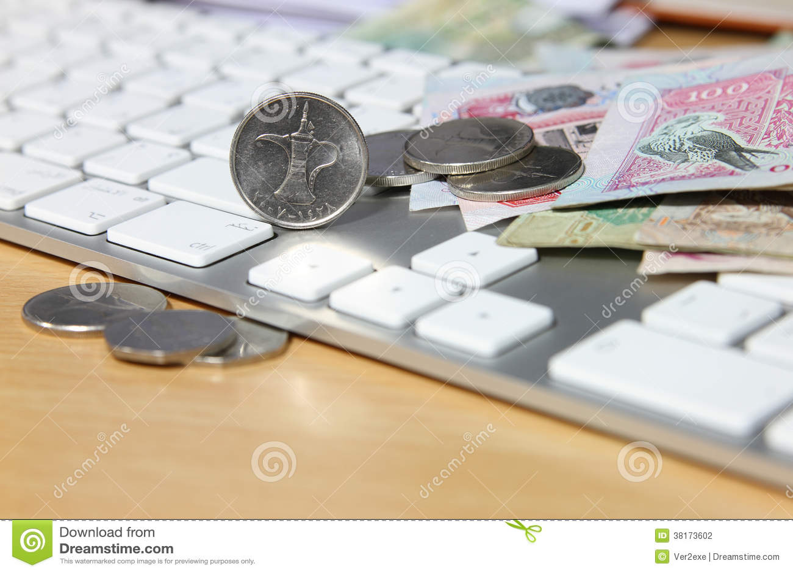 网上交易概念
