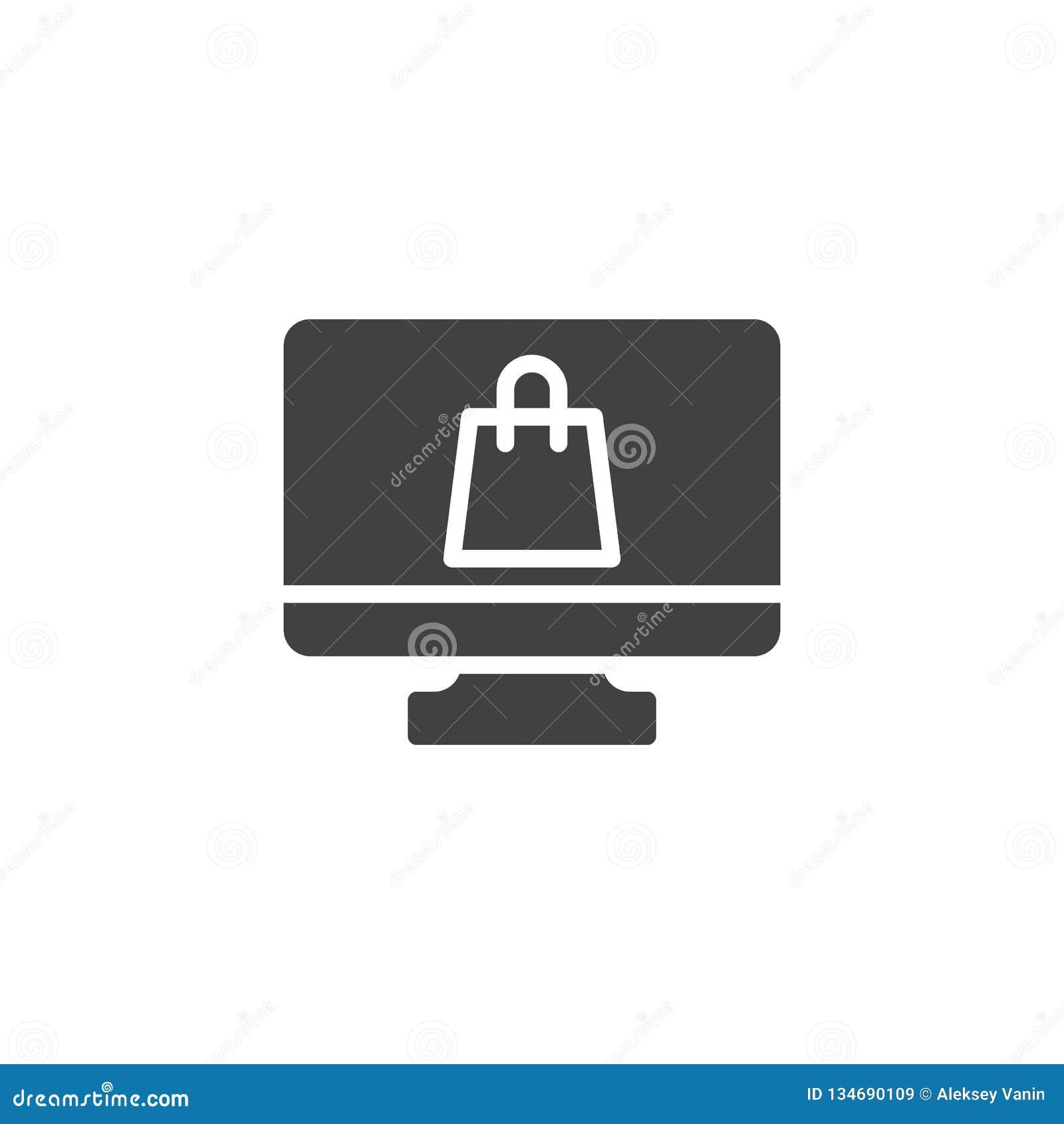 网上商店传染媒介象