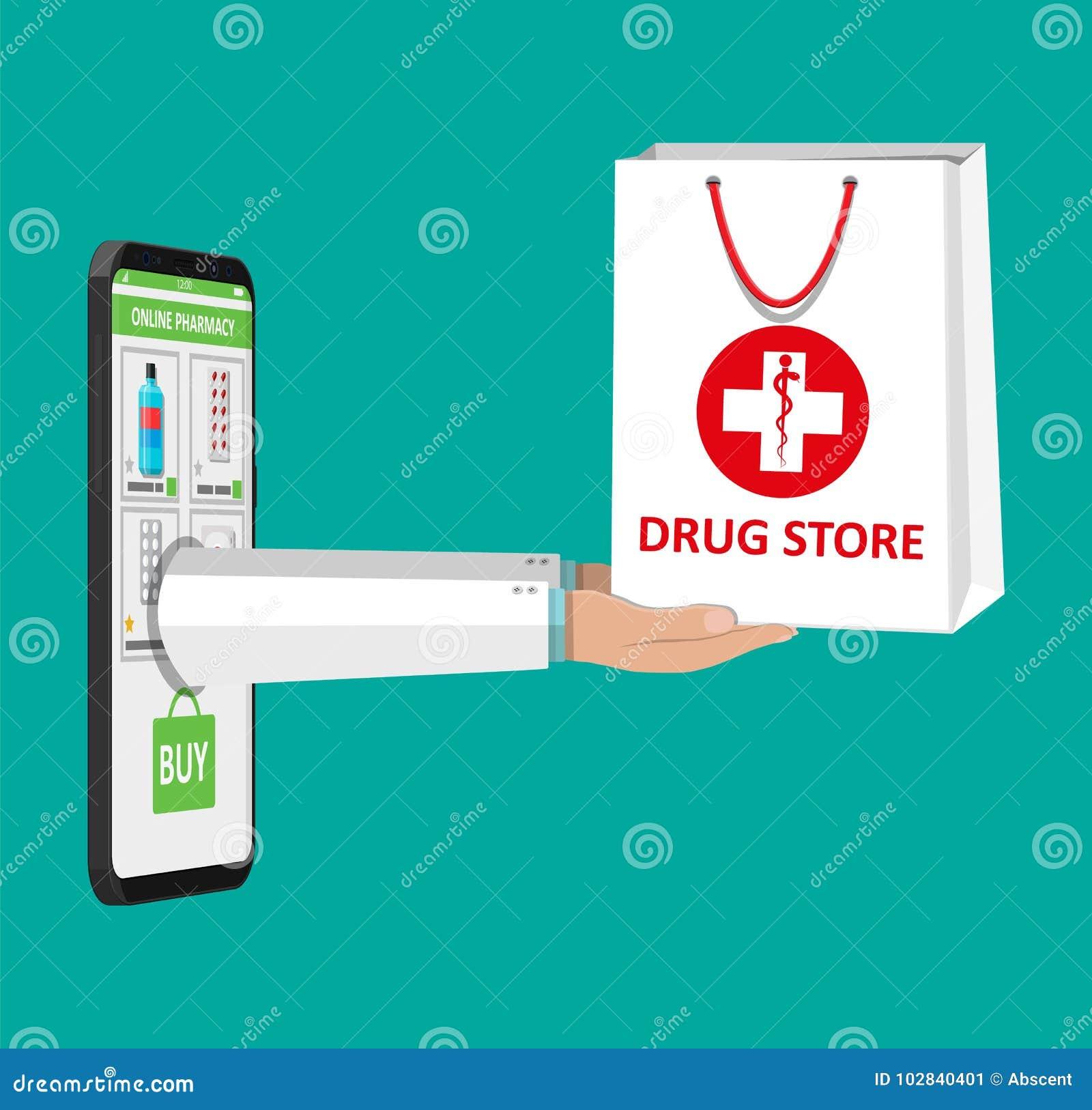 网上药房或药房