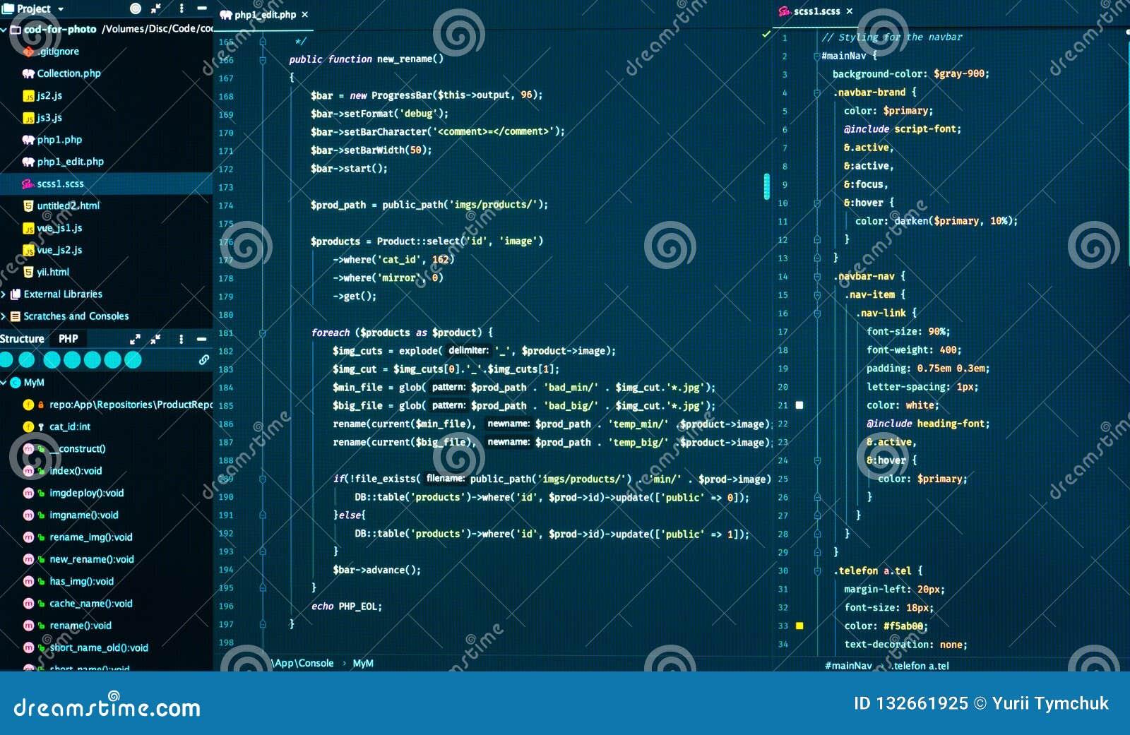 网发展代码:CSS/SASS称呼前处理器在代码编辑的剧本线,正面图