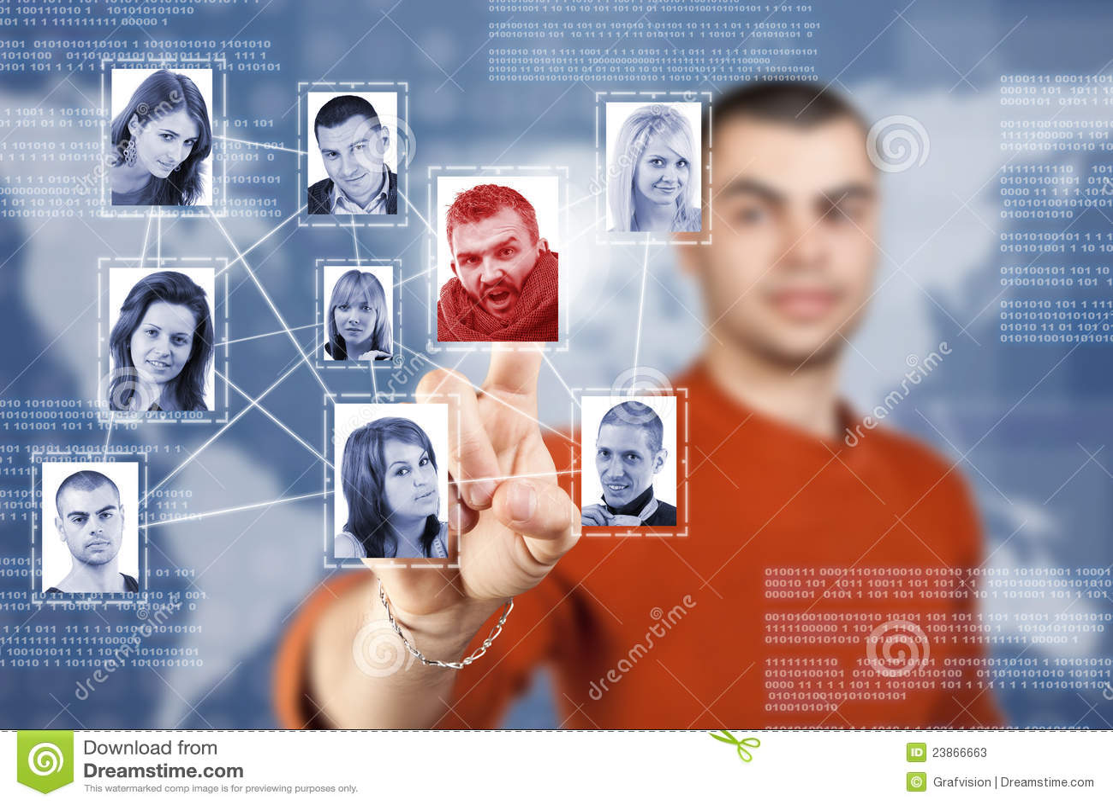 网络社会结构