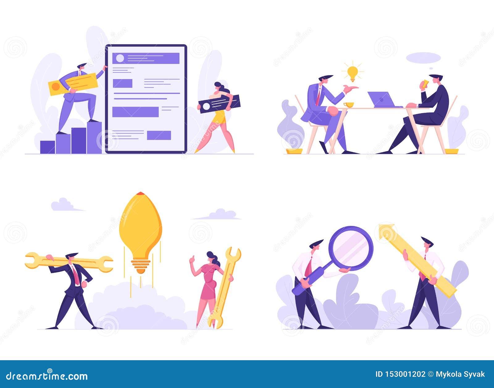 网软件开发,业务会议,开始想法,分析概念集合的数据 开发商字符