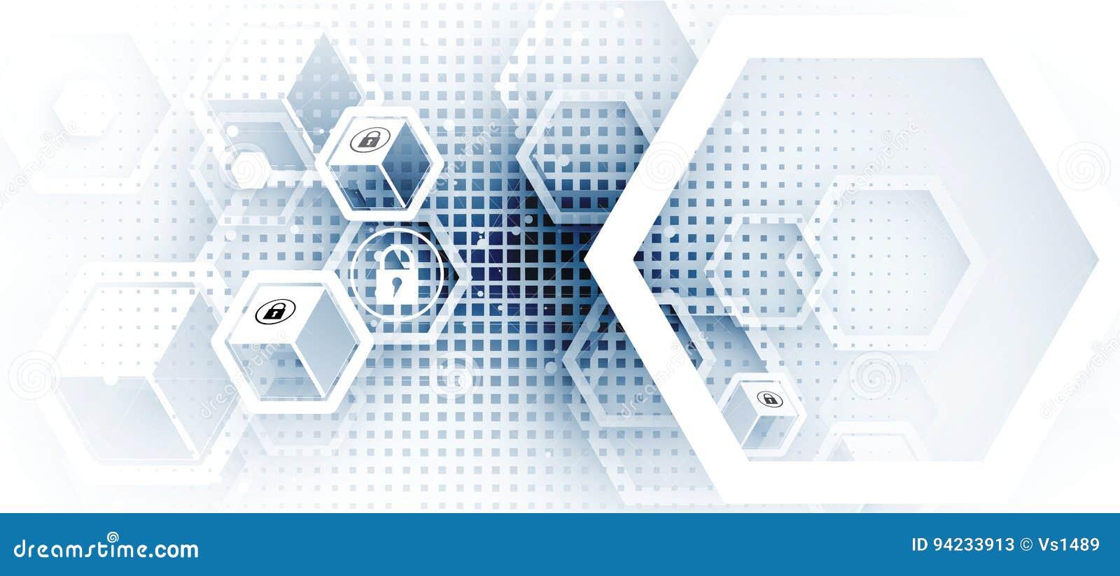 网络安全和信息或网络保护 技术的未来