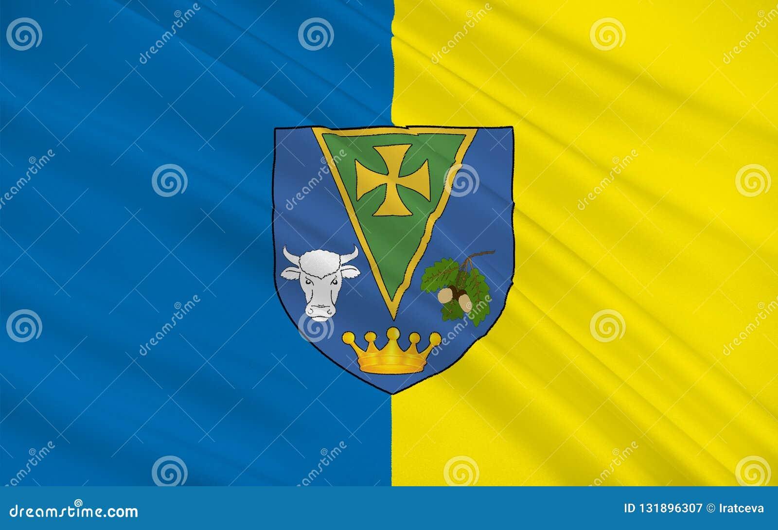 罗斯康芒郡旗子是一个县在爱尔兰