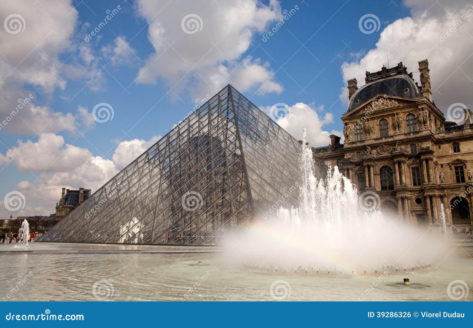 罗浮宫,巴黎