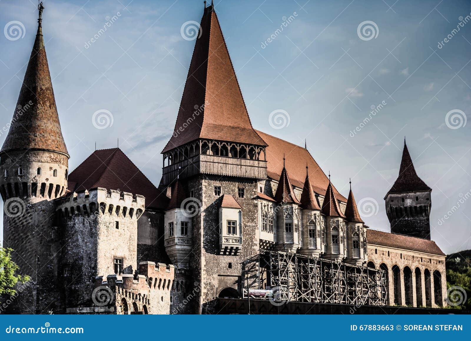 罗马尼亚城堡