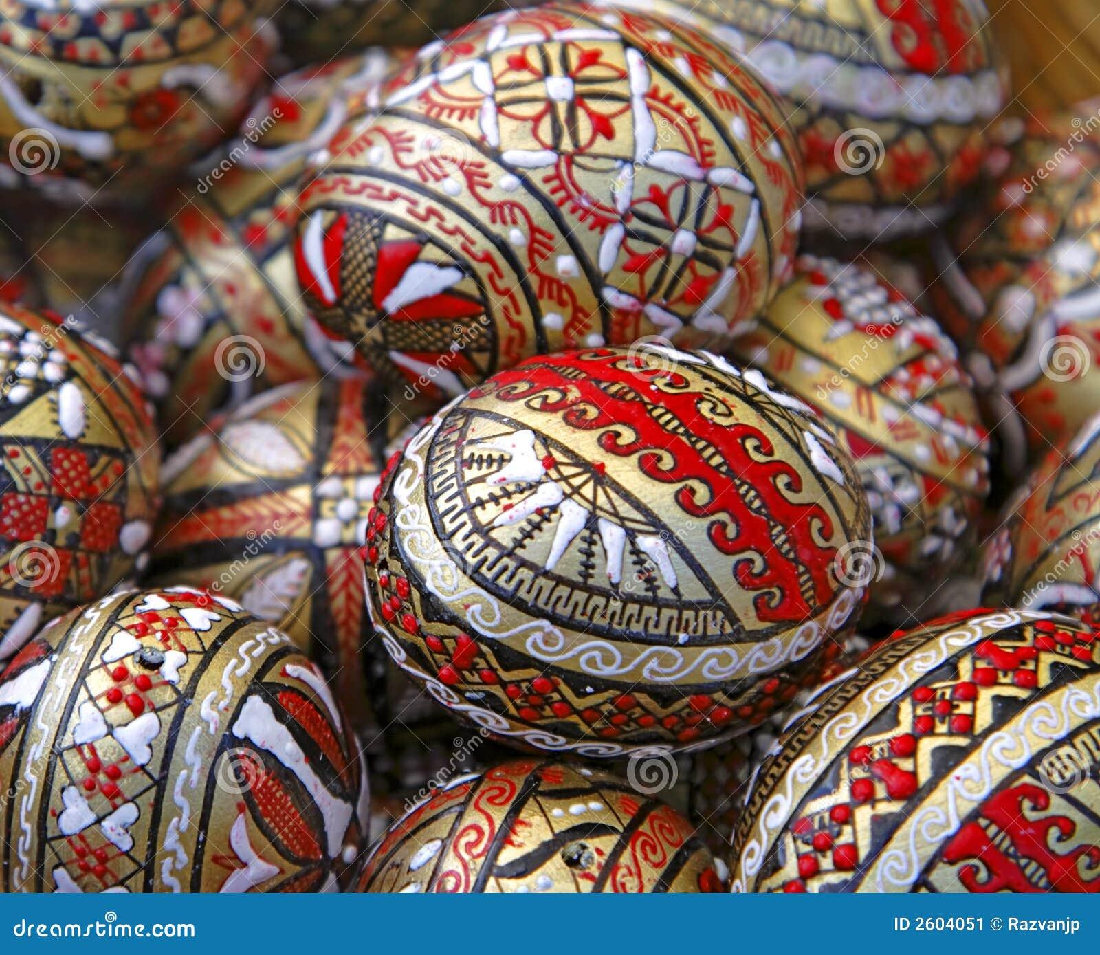 罗马尼亚语的复活节彩蛋
