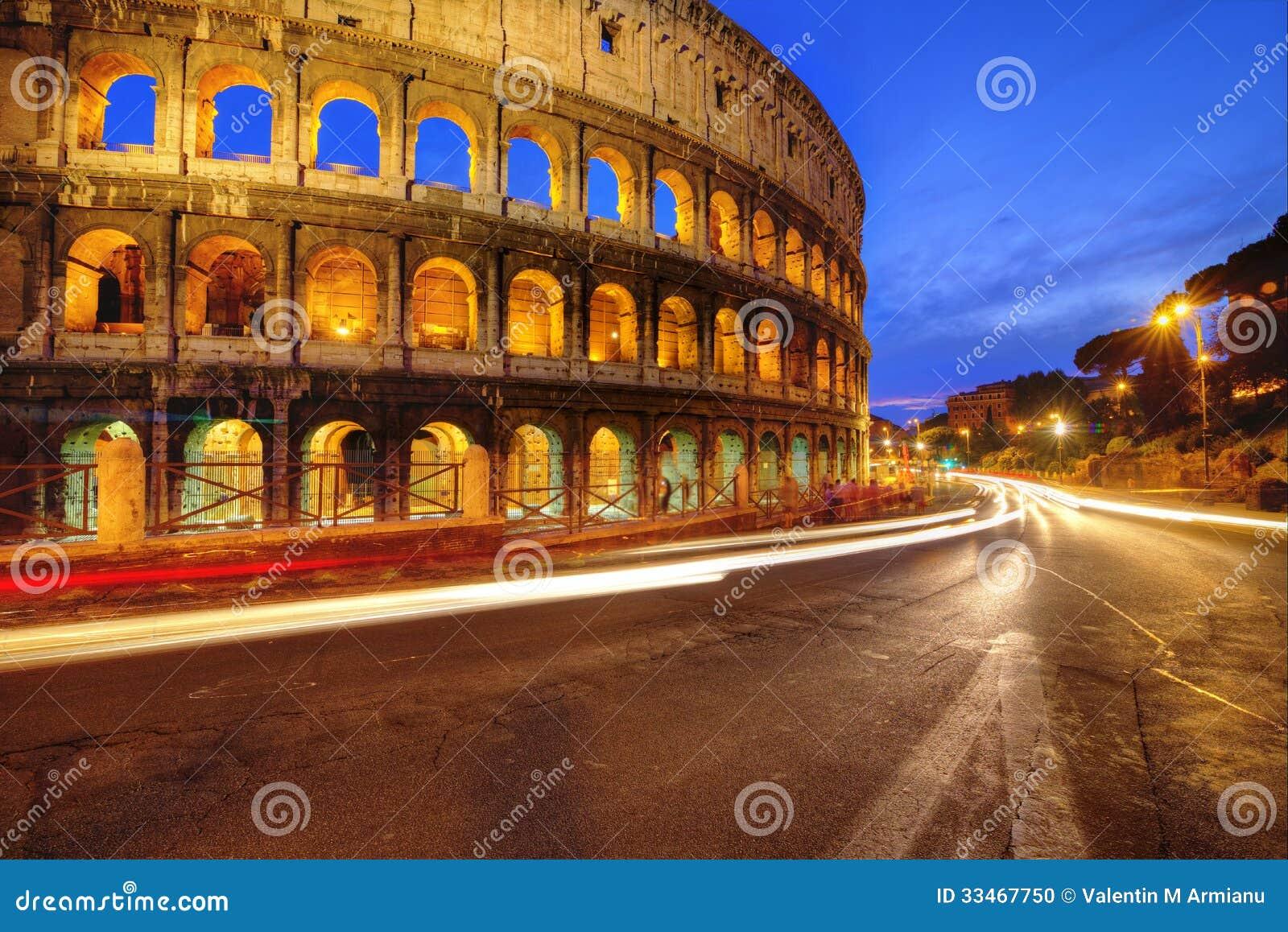 罗马斗兽场罗马