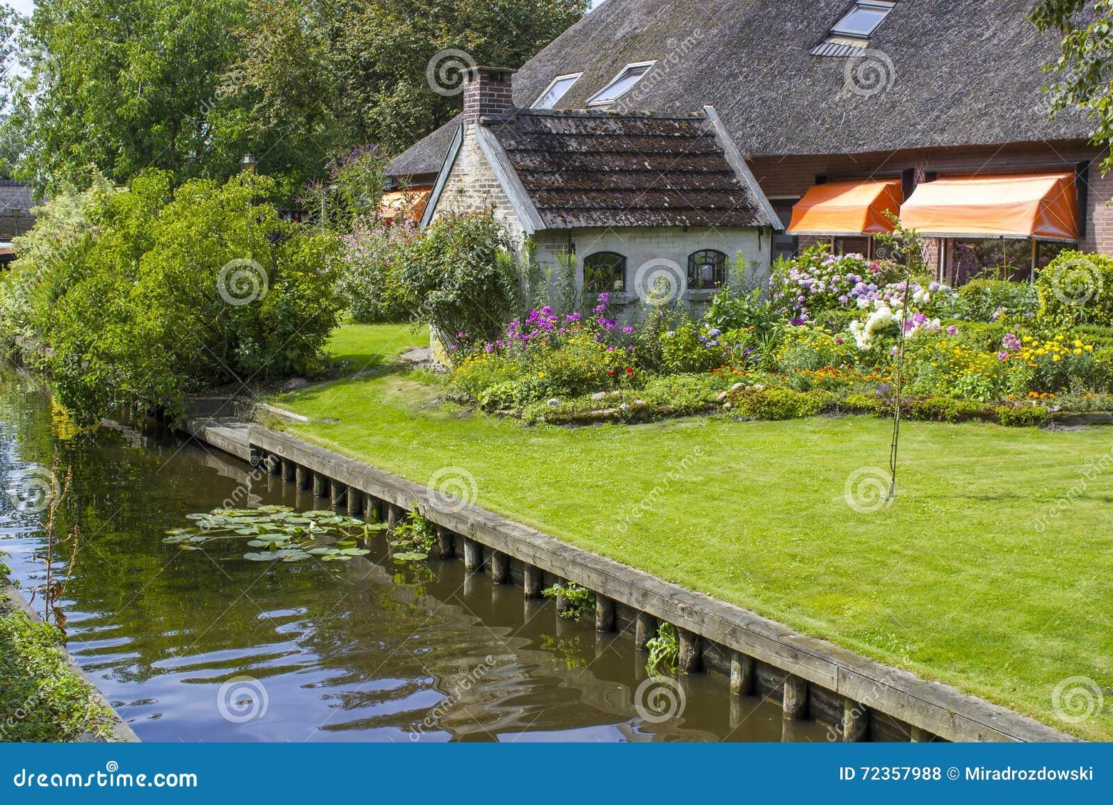 羊角村,荷兰