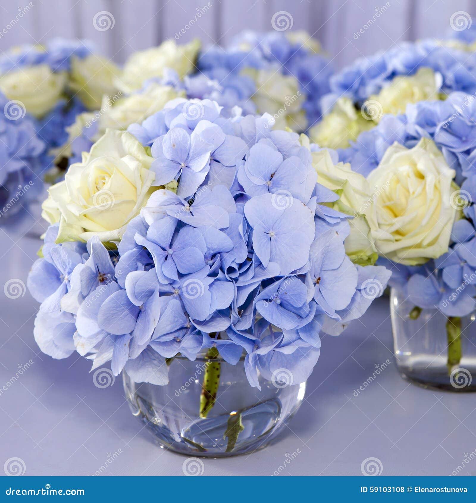 美丽和精美花束