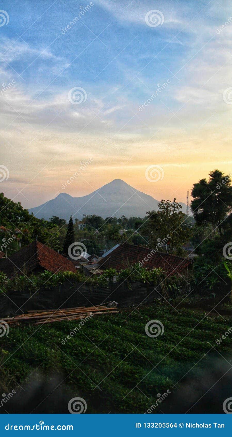 美丽的印度尼西亚