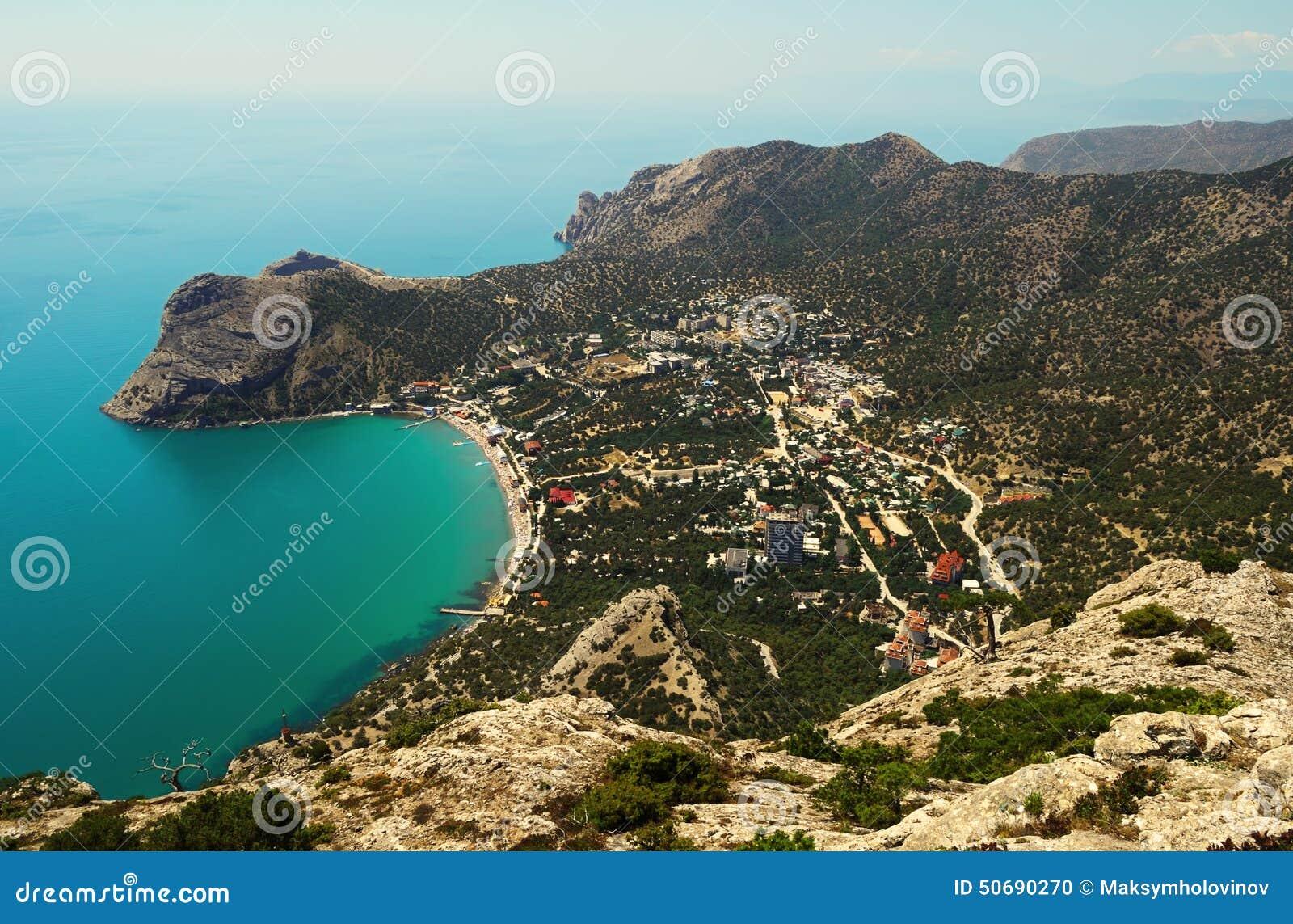 Download 美丽的横向山 库存照片. 图片 包括有 绿色, 克里米亚, 粗砺, 场面, 没人, 陆岬, 杉木, 横向 - 50690270