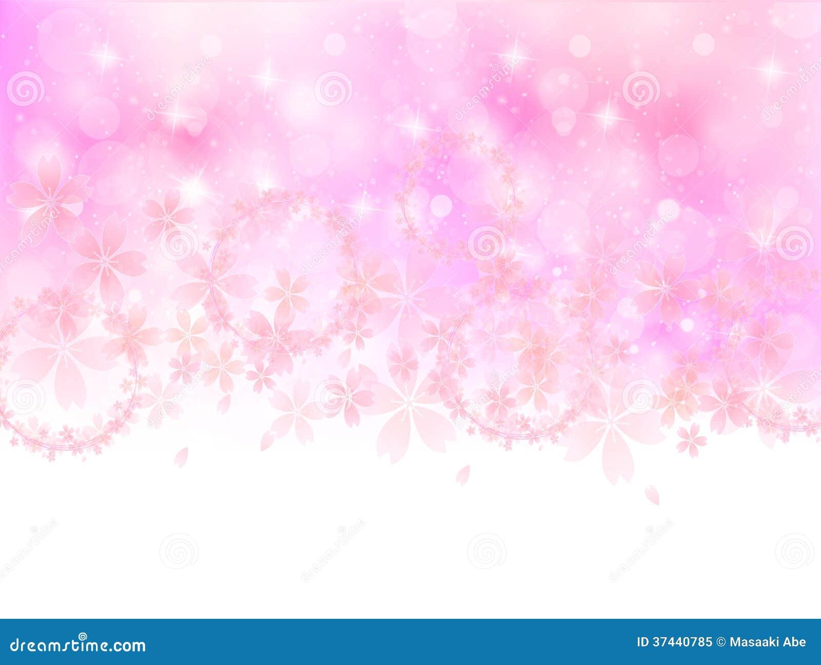 美丽的樱桃树