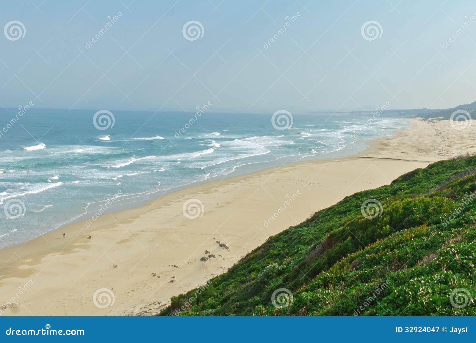 美丽的海洋海滩图片