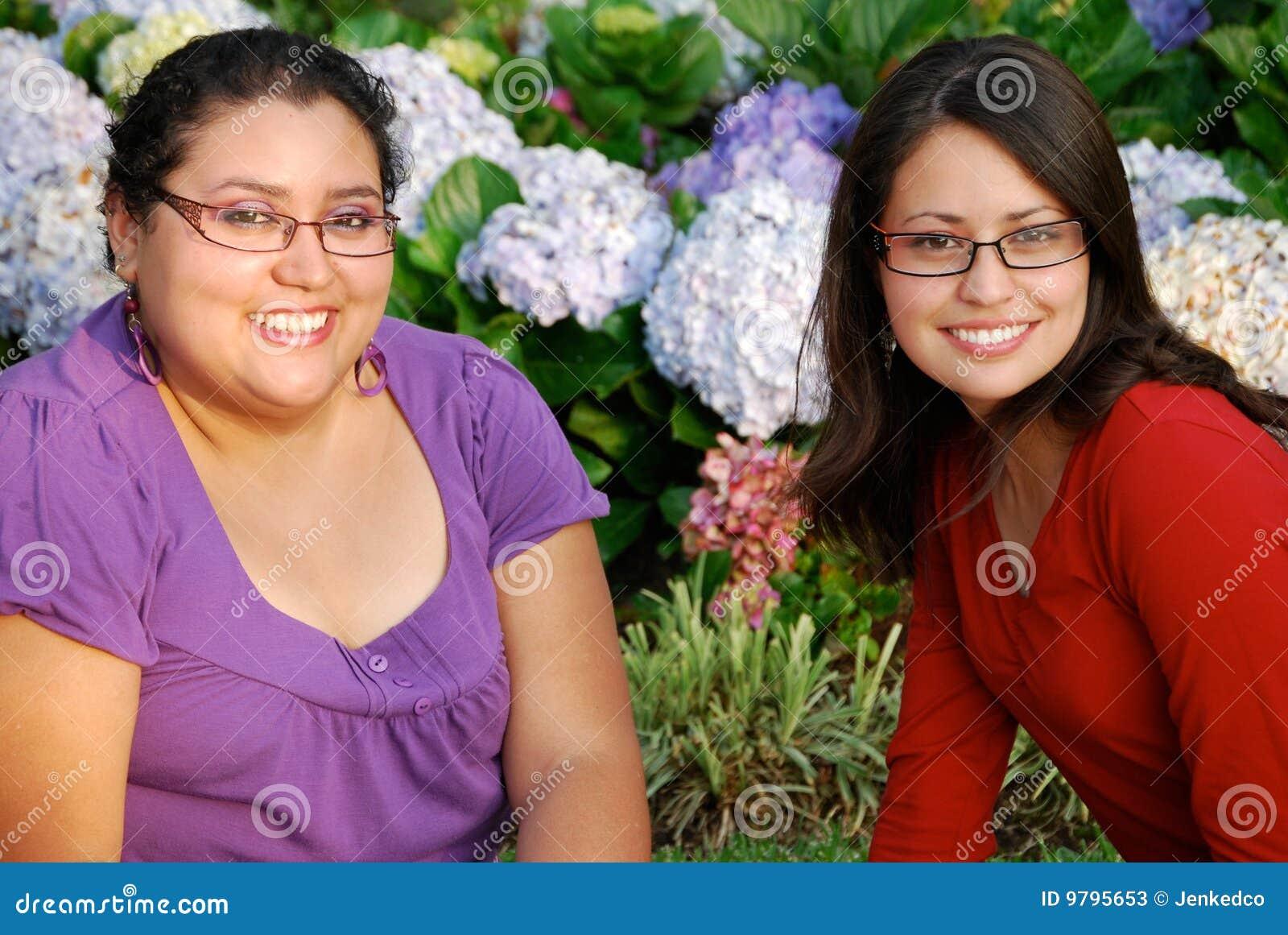 美丽的西班牙妇女