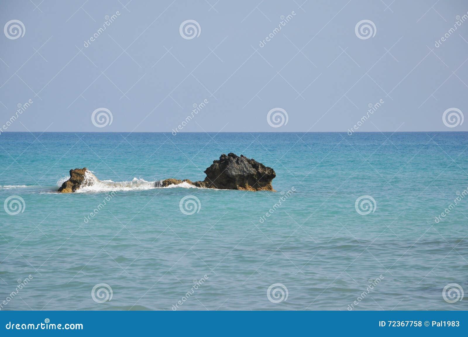 从美之女神海滩的看法