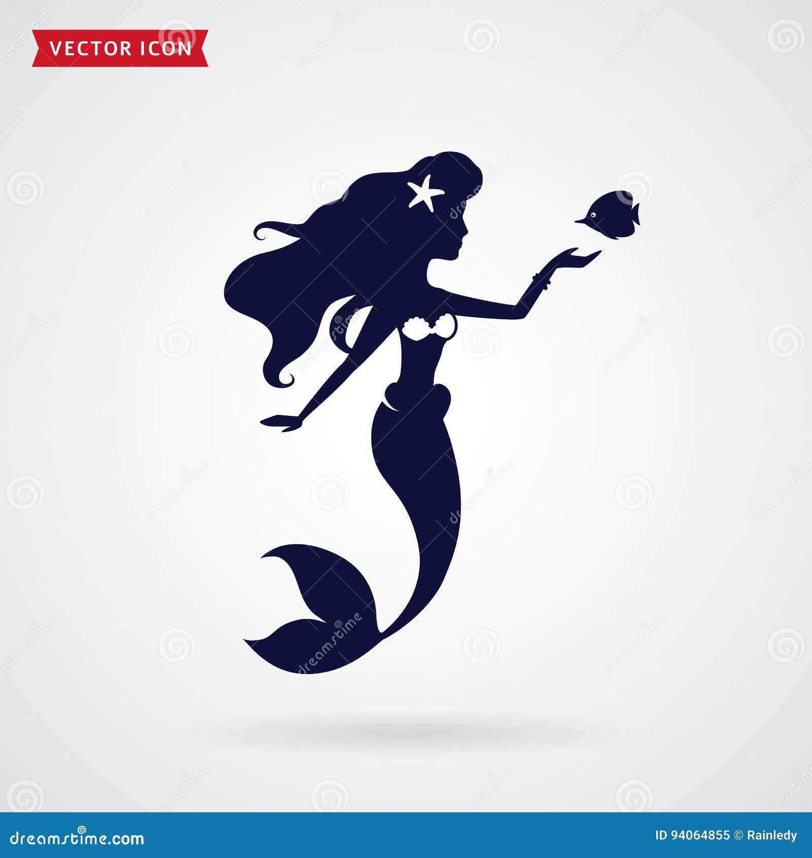 美人鱼传染媒介设计元素