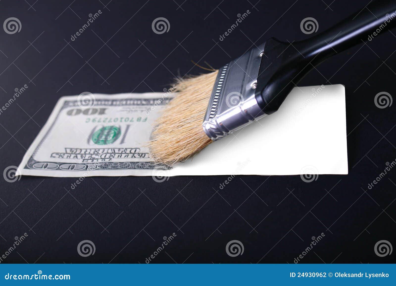 美元伪造品