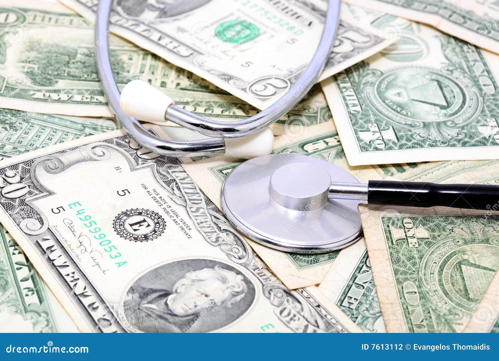 美元听诊器