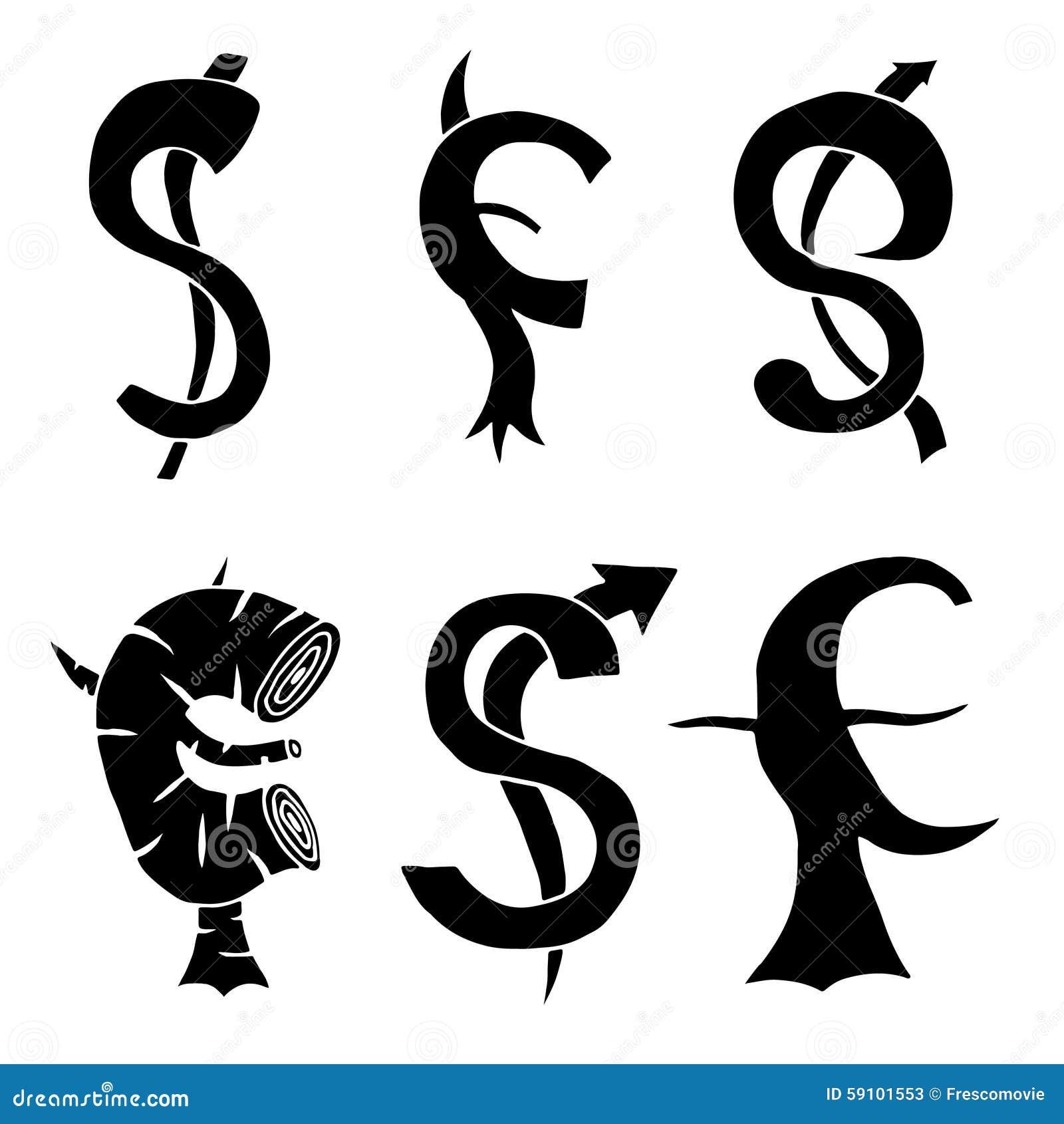 美元和欧元