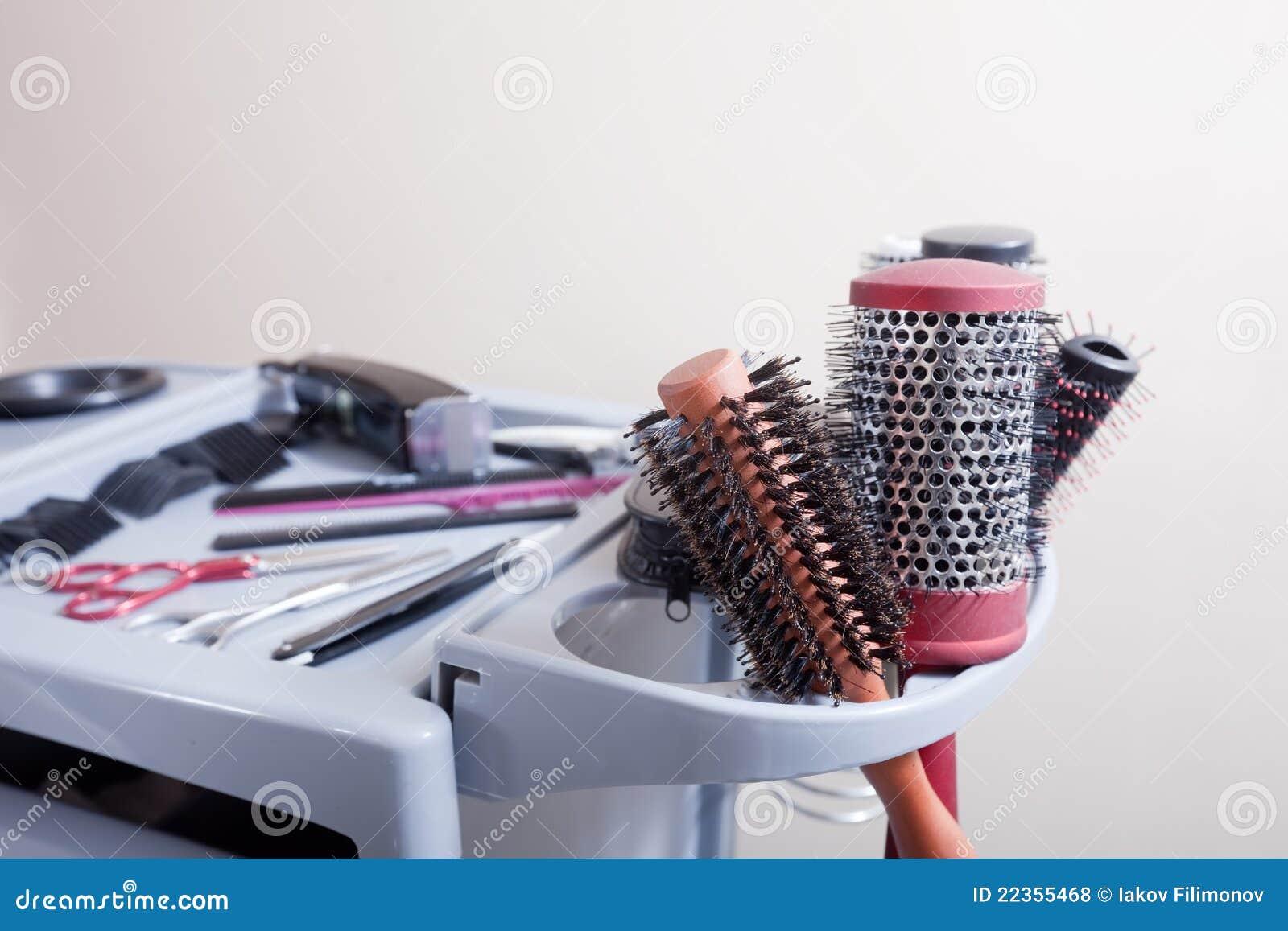 美发师工具