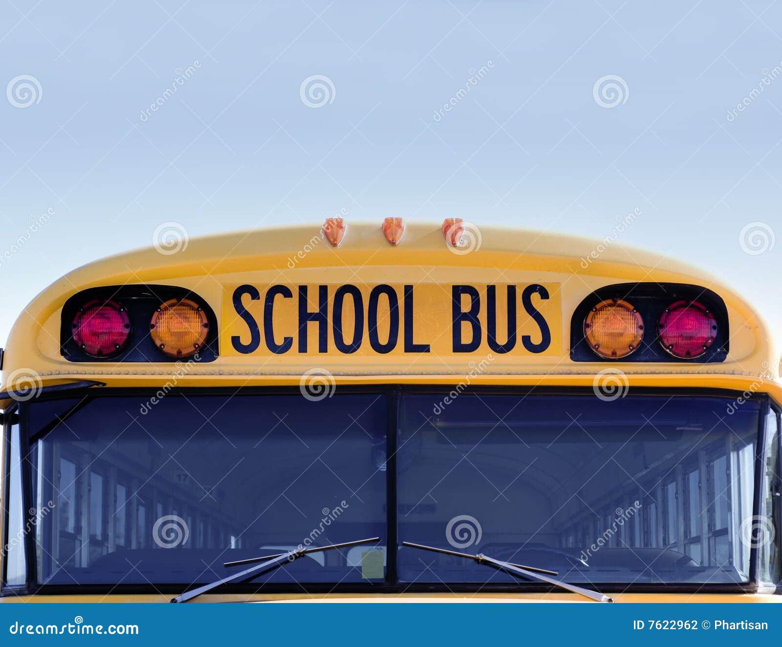 美国公共汽车学校w