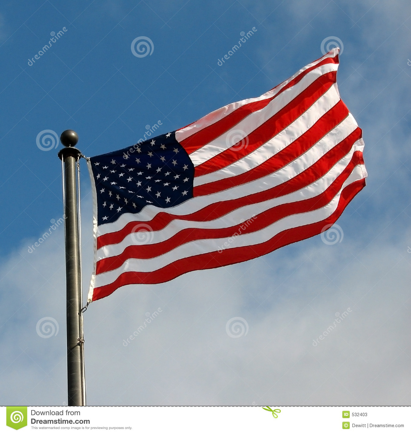 Download 美国国旗 库存图片. 图片 包括有 历史记录, 亚马逊, 云彩, 数据条, 没人, 国家(地区), 独立, ,并且 - 532403