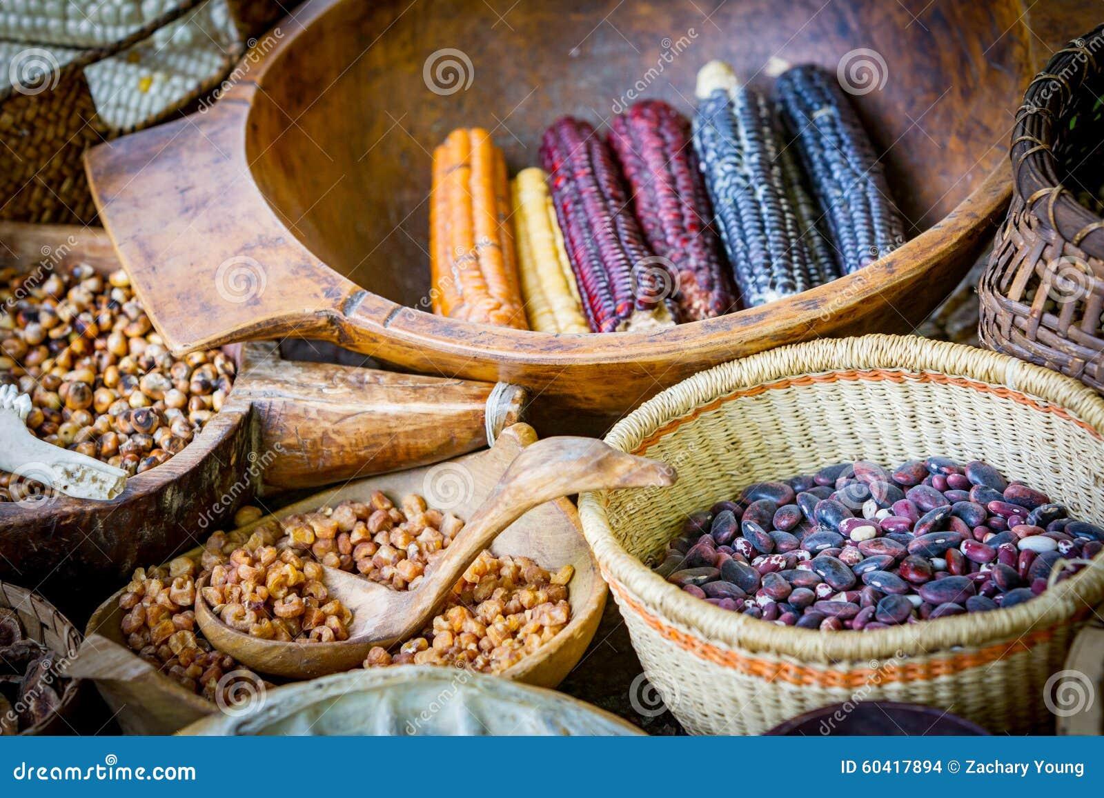 美国本地人食品批发市场