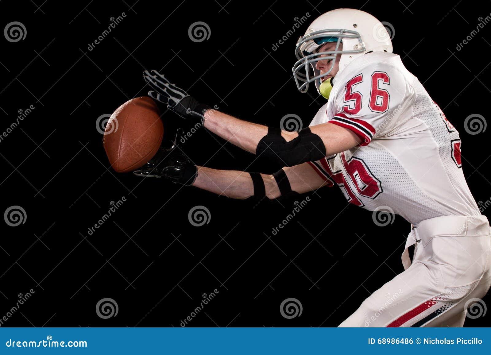 美国橄榄球运动员