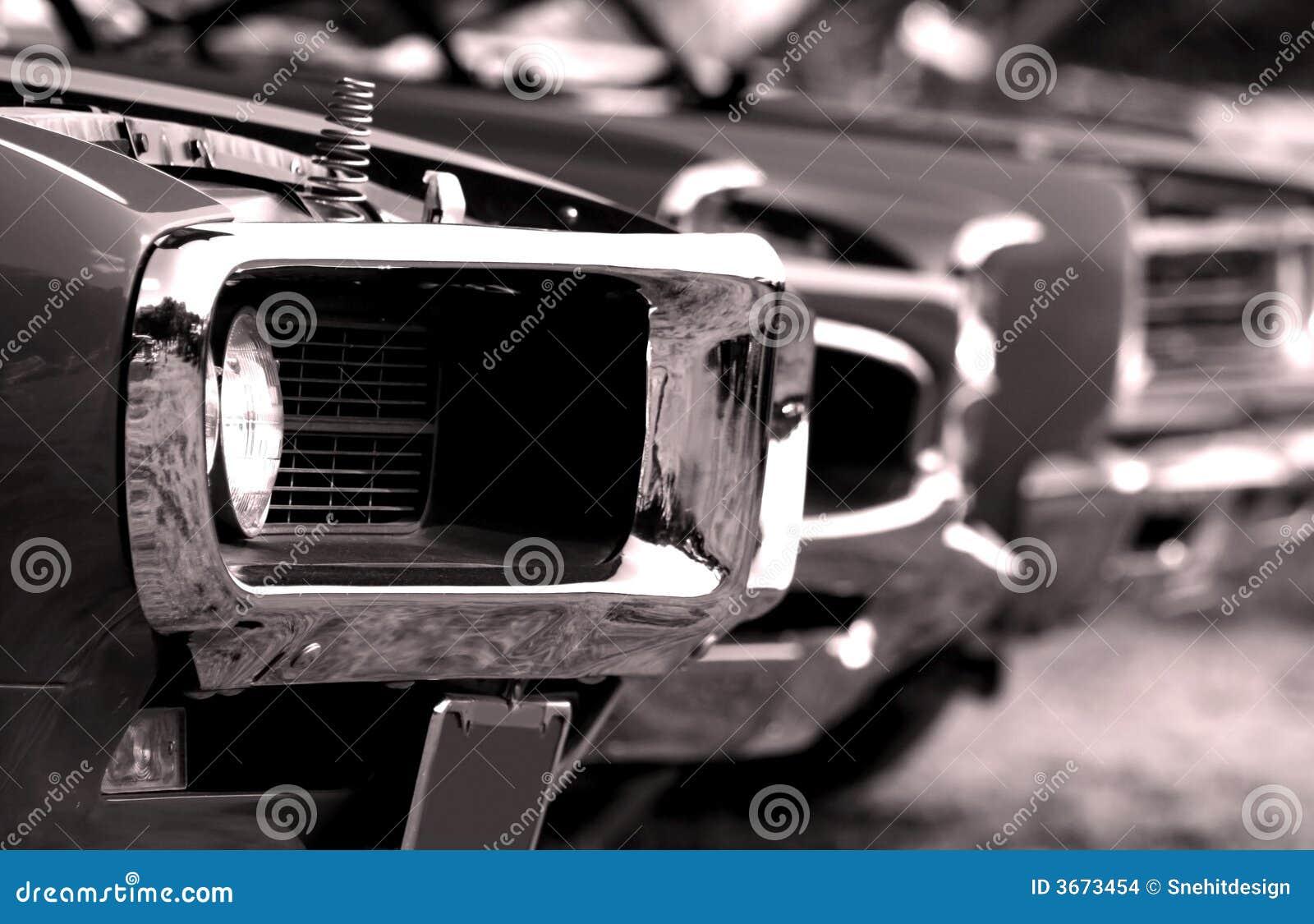 美国汽车肌肉