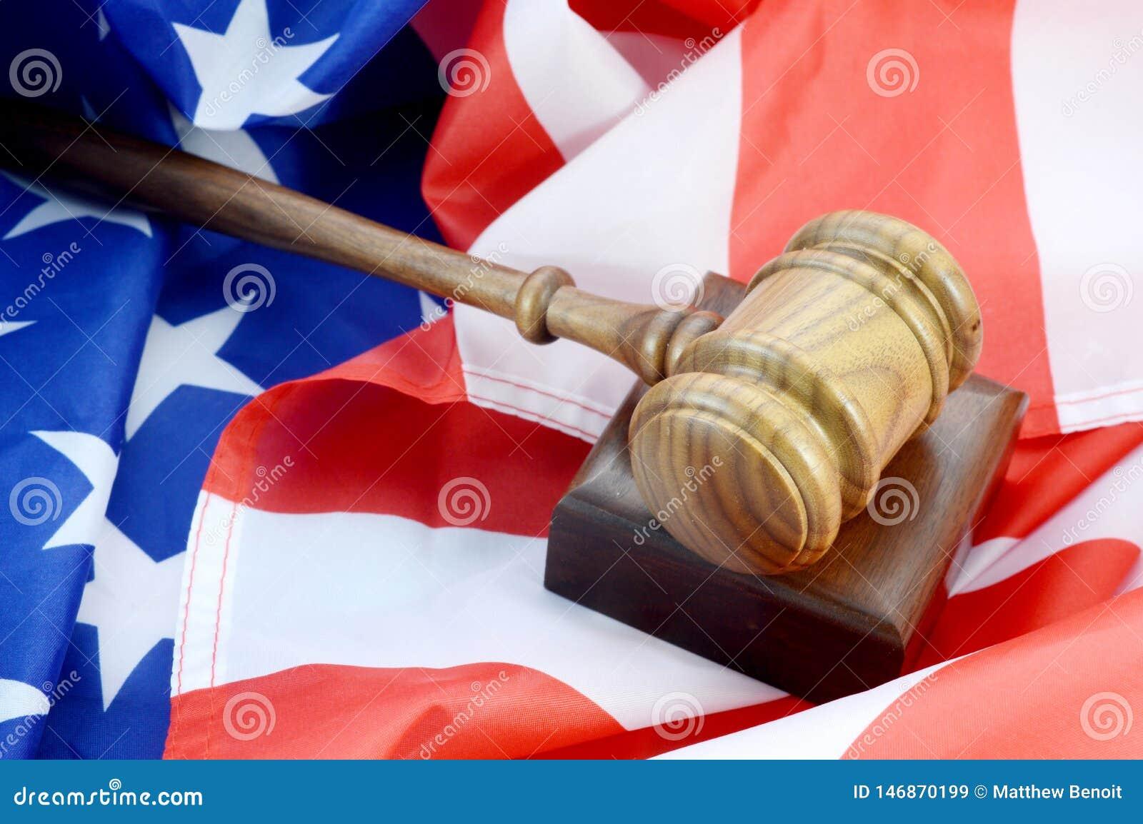 美国法制系统