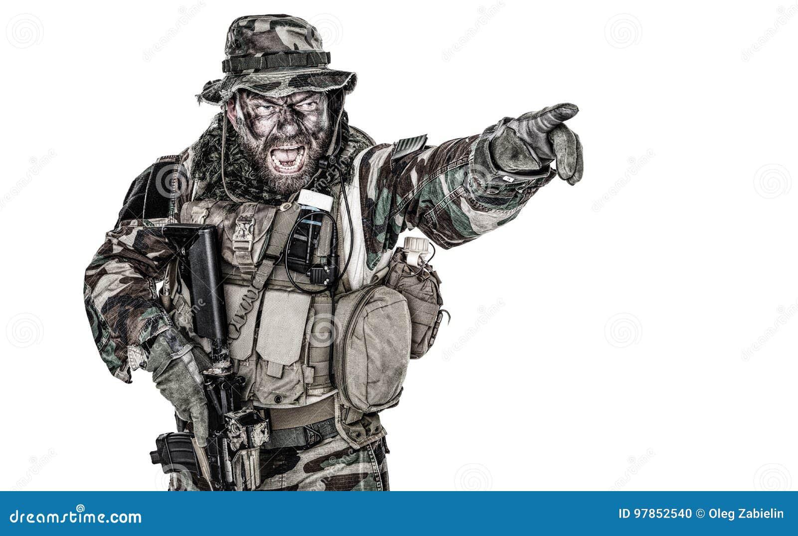 美国特攻队
