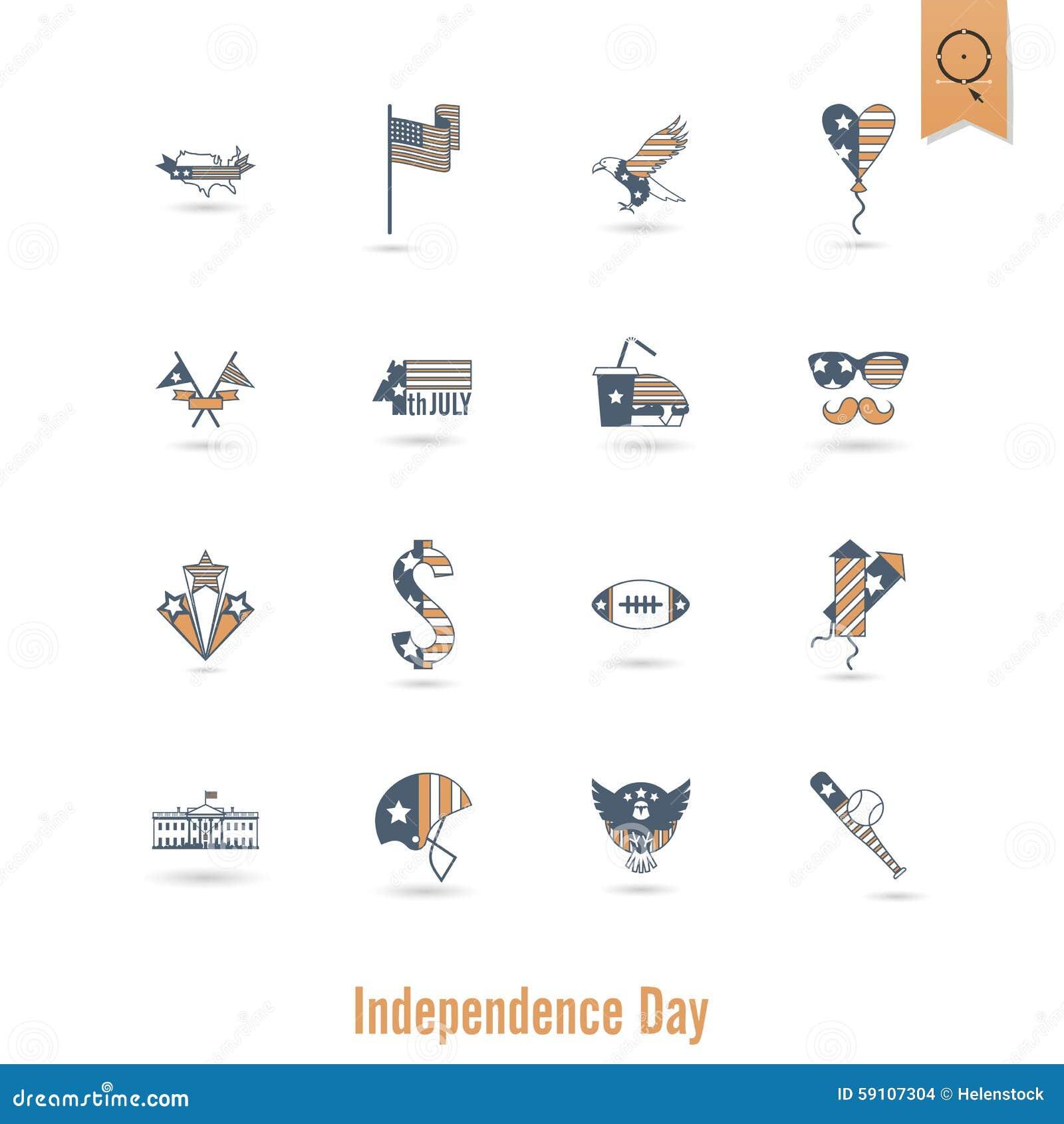 美国的独立日