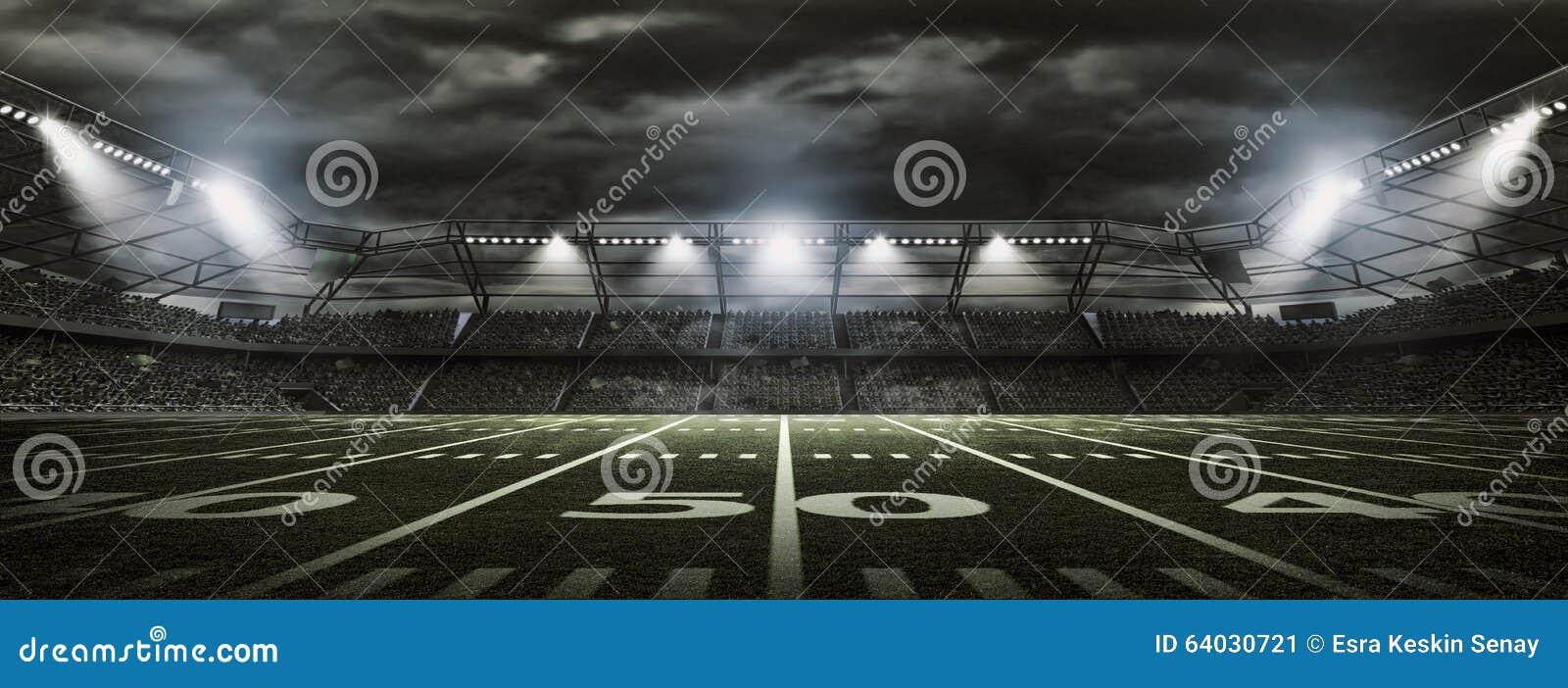 美国足球场
