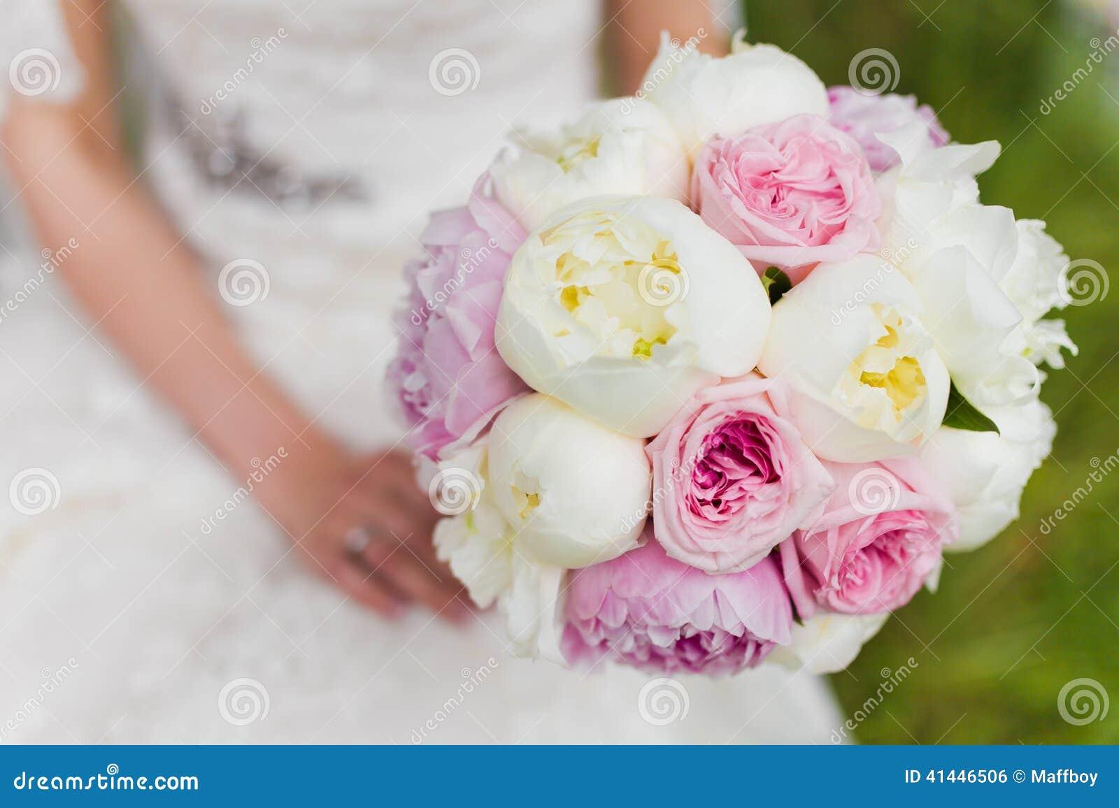 美好的花束婚礼